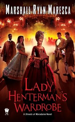 Lady Henterman's Wardrobe (Streets of Maradaine #2) Cover Image
