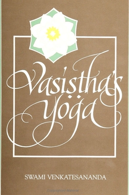 Vasistha's Yoga (Special Paper; 27) Cover Image
