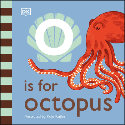 O is for Octopus Cover Image