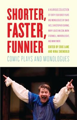 Shorter, Faster, Funnier Cover