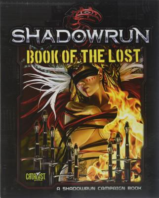 Shadowrun Book of the Lost Cover Image