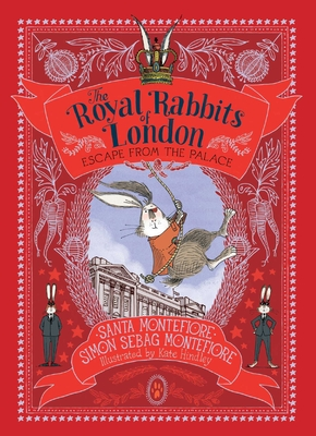 Cover for Escape from the Palace (The Royal Rabbits #2)