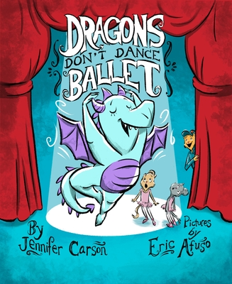 Dragons Don't Dance Ballet Cover Image