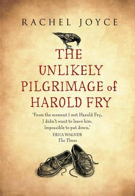 Unlikely Pilgrimage of Harold Fry Cover