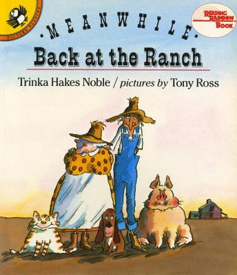 Meanwhile Back at the Ranch Cover Image