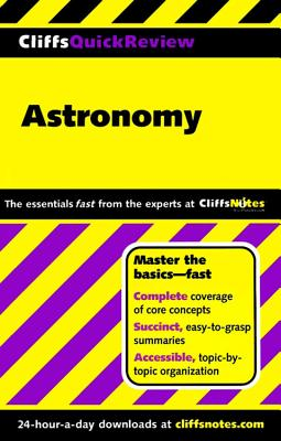 Cover for CliffsQuickReview Astronomy