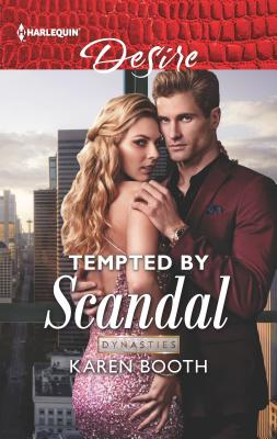 Cover for Tempted by Scandal