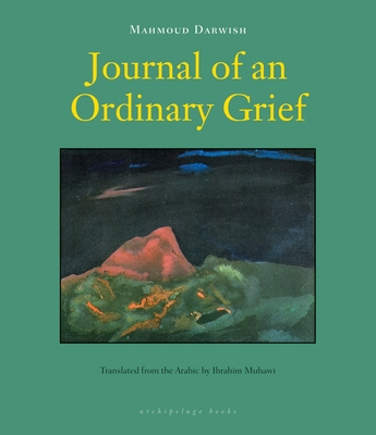 Journal of an Ordinary Grief Cover
