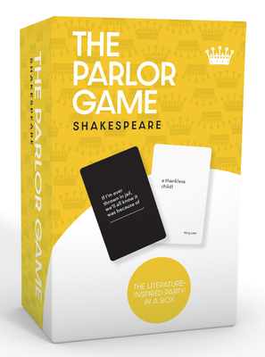 William Shakespeare the Parlor Game Cover Image