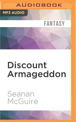 Discount Armageddon (Incryptid #1) Cover Image