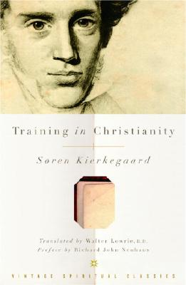 Training in Christianity Cover