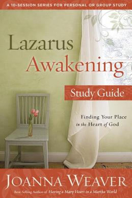 Lazarus Awakening Study Guide Cover