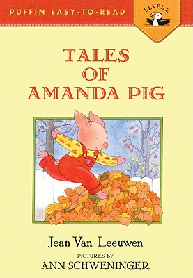 Tales of Amanda Pig Cover Image