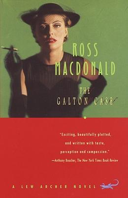 The Galton Case Cover