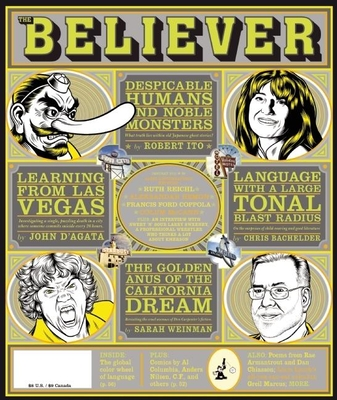The Believer, Issue 68 Cover Image