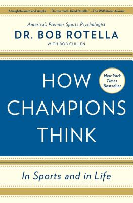 How Champions Think: In Sports and in Life Cover Image