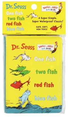 One Fish, Two Fish, Red Fish, Blue Fish cover