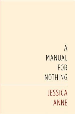A Manual for Nothing Cover Image