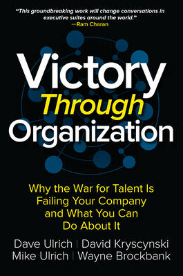 Victory Through Organization Cover