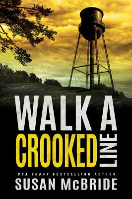 Cover for Walk a Crooked Line (Jo Larsen #2)