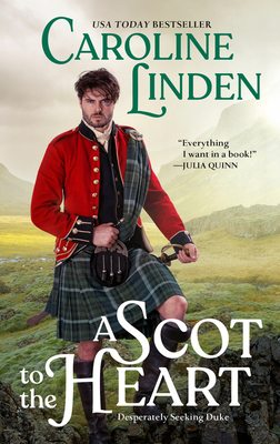 A Scot to the Heart: Desperately Seeking Duke Cover Image