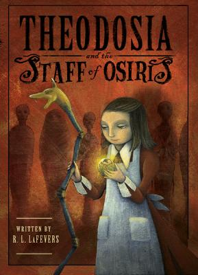 Theodosia and the Staff of Osiris Cover Image
