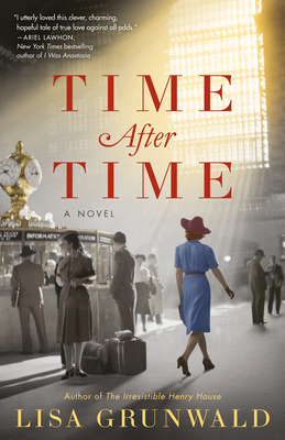 Time After Time: A Novel Cover Image