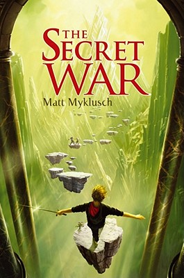 The Secret War Cover