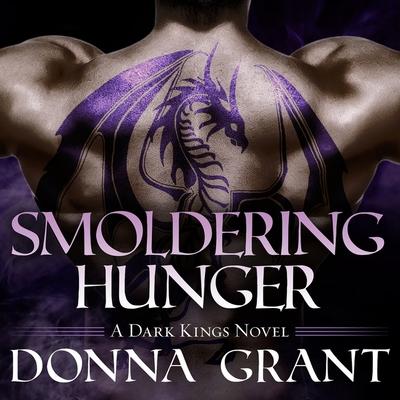 Cover for Smoldering Hunger (Dark Kings #8)