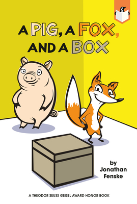 A Pig, a Fox, and a Box Cover Image