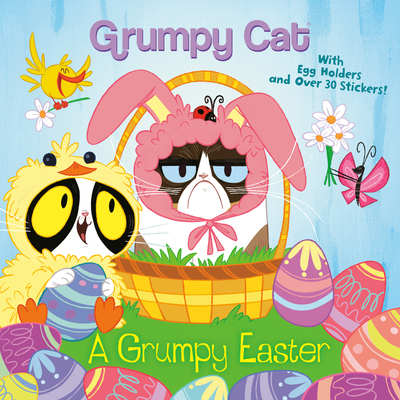 A Grumpy Easter (Grumpy Cat) (Pictureback(R)) Cover Image