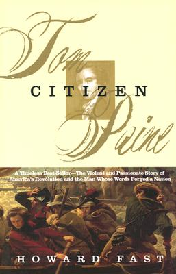 Cover for Citizen Tom Paine