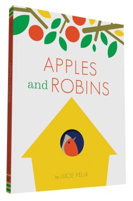 Cover for Apples and Robins