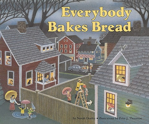 Everybody Bakes Bread Cover