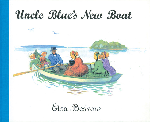 Uncle Blues New Boat (H) Cover