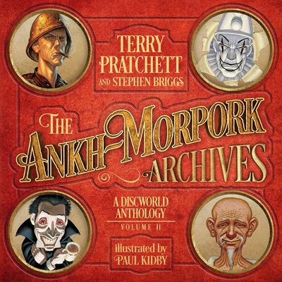 The Ankh-Morpork Archives: Volume Two Cover Image