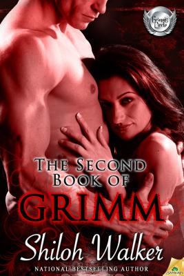 Second Book of Grimm Cover