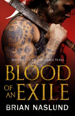 Cover for Blood of an Exile (Dragons of Terra #1)