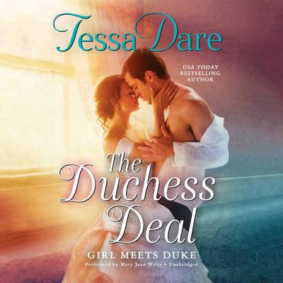 The Duchess Deal: Girl Meets Duke Cover Image