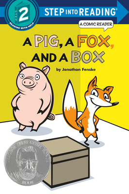A Pig, a Fox, and a Box (Step into Reading) Cover Image
