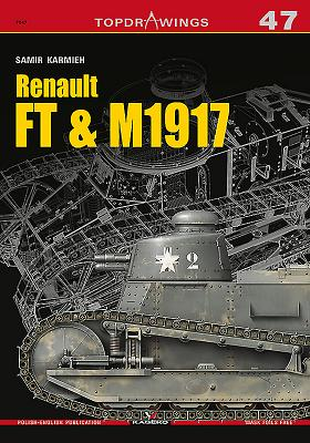 Renault FT & M1917 (Topdrawings #7047) Cover Image