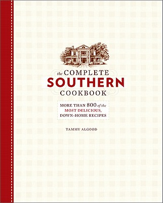 The Complete Southern Cookbook Cover
