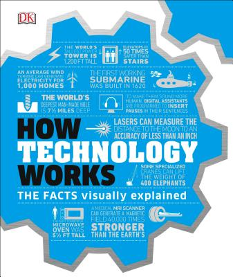 How Technology Works (How Things Work) Cover Image