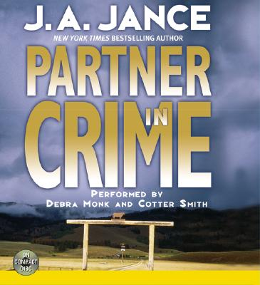 Partner in Crime Cover Image