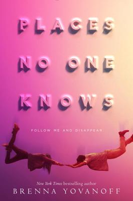 Cover for Places No One Knows