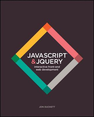 JavaScript and Jquery: Interactive Front-End Web Development Cover Image