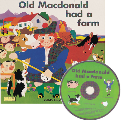 Old MacDonald Had a Farm [With CD] Cover