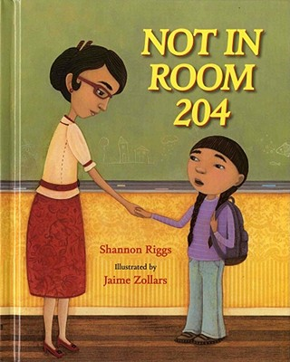 Not in Room 204 Cover
