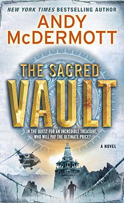 The Sacred Vault Cover