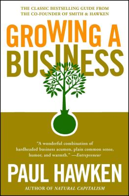 Growing a Business Cover